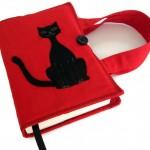 Kitap çantası : Kara Kedi
