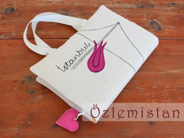 kız kulesi kitap çantası