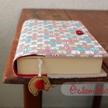 Minik Filler Kitap Kılıfı