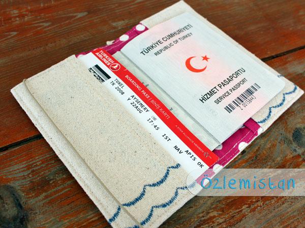 pasaport kılıfı
