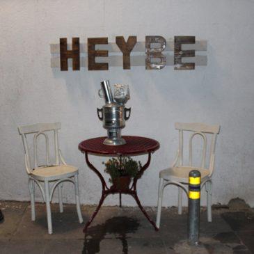 Eyüp'te bir güzel mekân: Heybe Kafe
