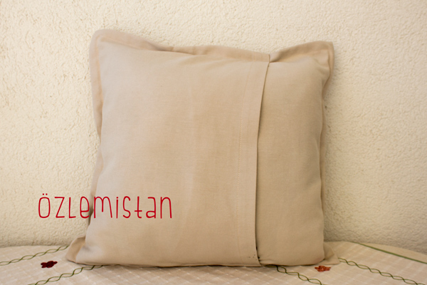 vosvoslu yastık