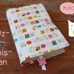 Mini Kediler Kitap Kılıfı